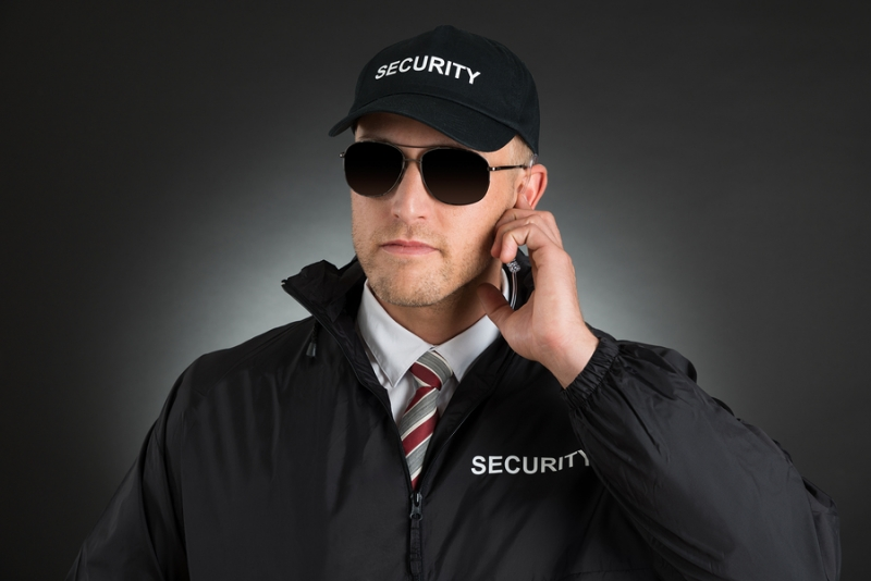 should security guards be armed