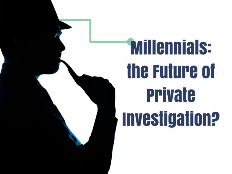 become a private investigator