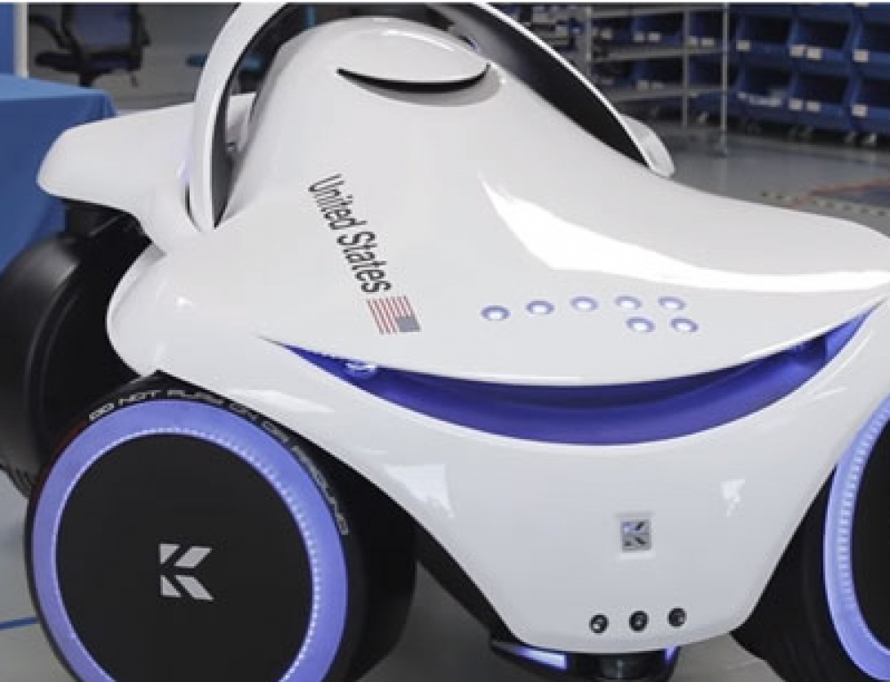 Future Security Systems: Robot Security Guards