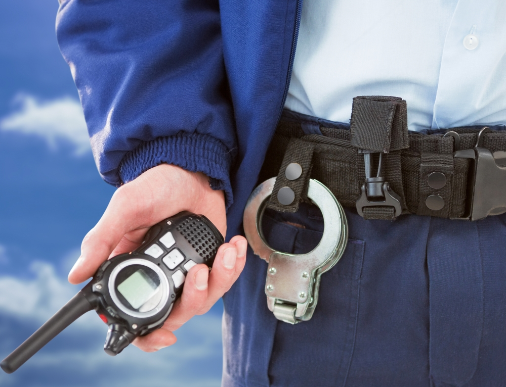 5 Necessary Security Guard Items Not on a Duty Belt
