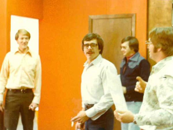 El Dorado Insurance Agency in the beginning - staff members