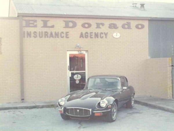 El Dorado Insurance Agency - original office
