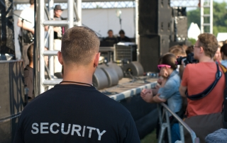 Security Guard rights