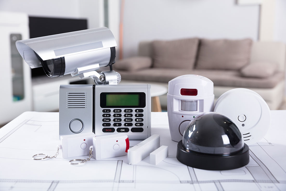 Value of a Professional Security System