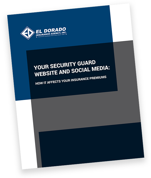 Your Security Guard Website and Social Media - How It Affects Your Insurance Premiums