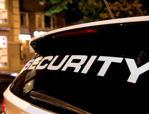 Security Guards and Vehicle Safety: What Policies Should Your Firm Have?