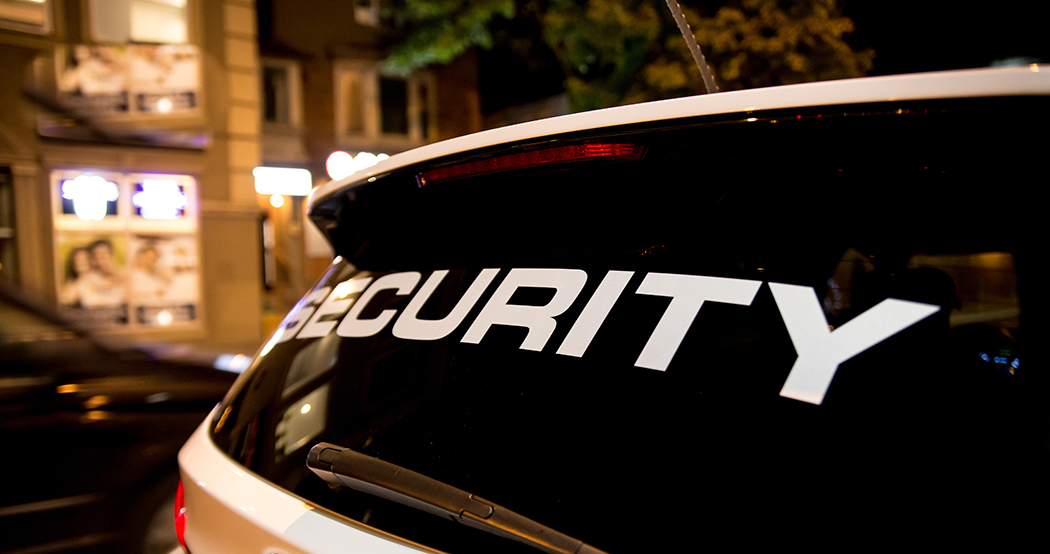 Security Guards and Vehicle Safety