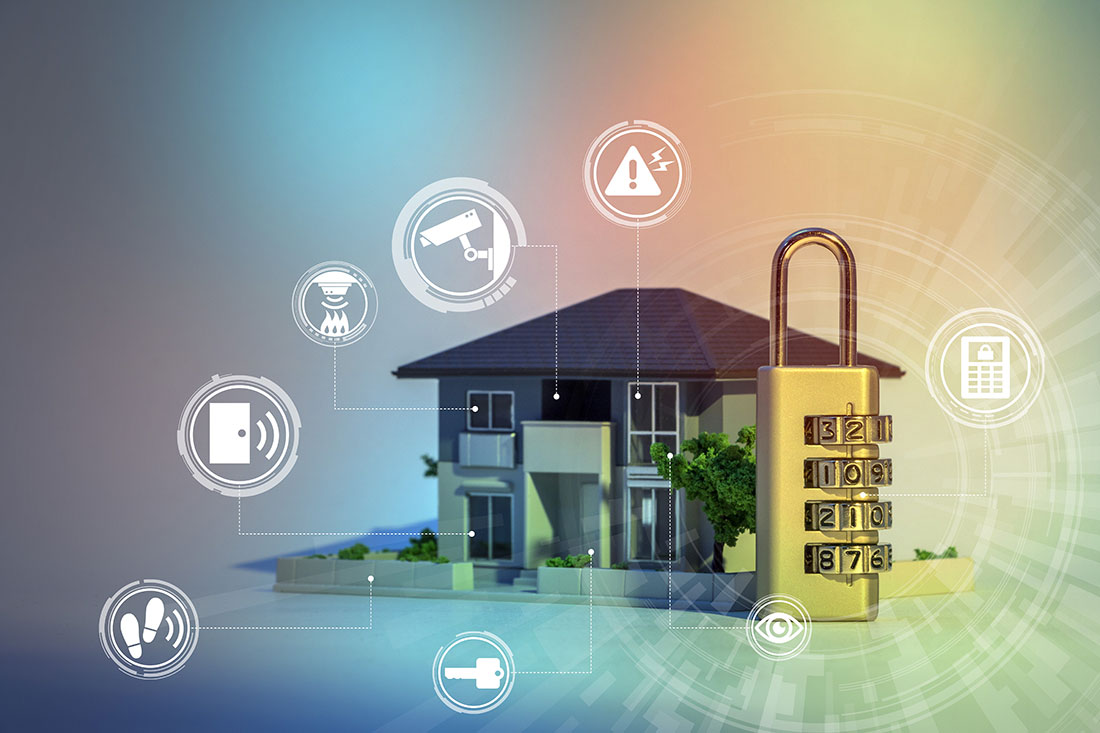Voice Assistants in Security Systems