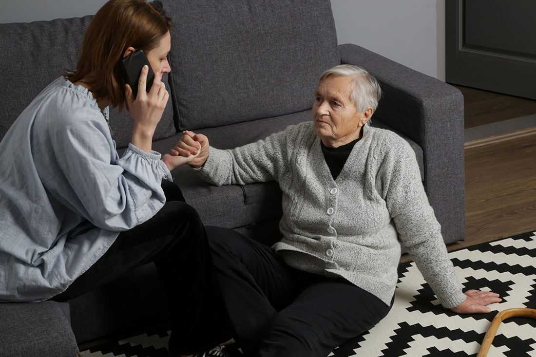 How Alarm Systems Can Benefit Seniors
