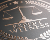 PIs as Expert Witnesses